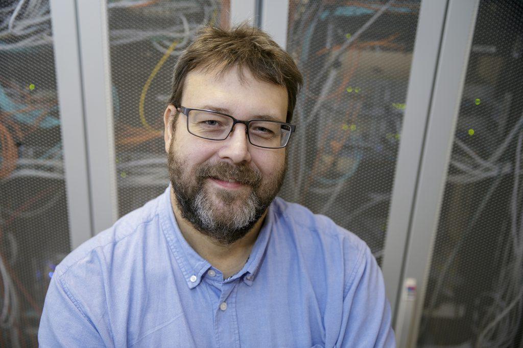 Rikard Elofsson, CTO, CloudPro.