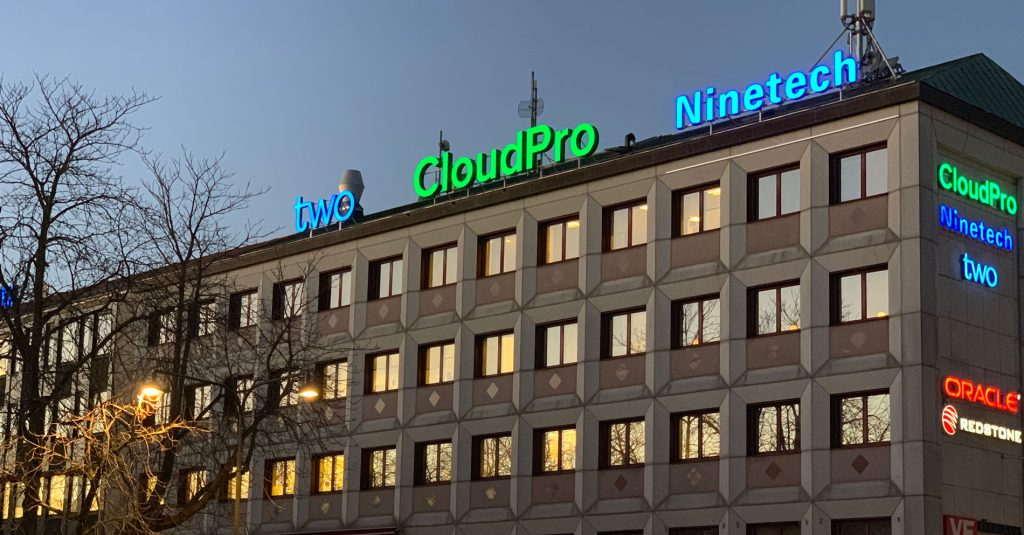 CloudPro – trygg IT-partner i Karlstad