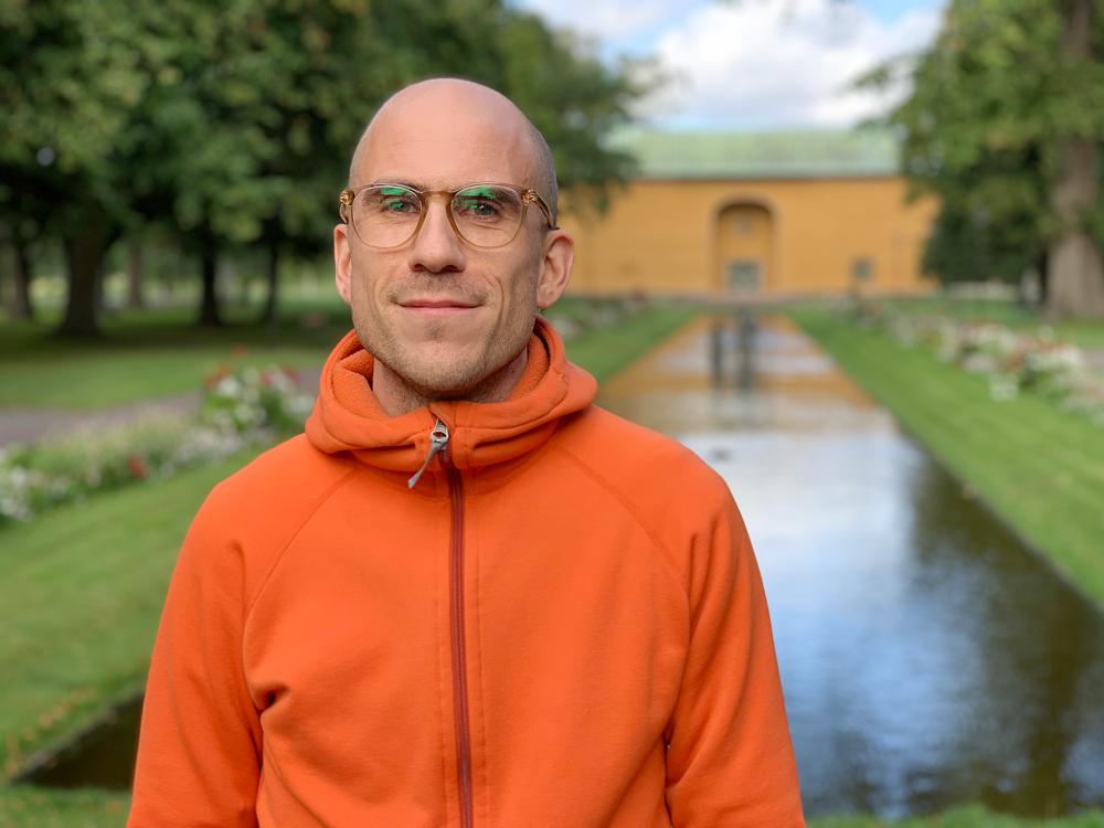 Peter Lindén, servicedesk manager