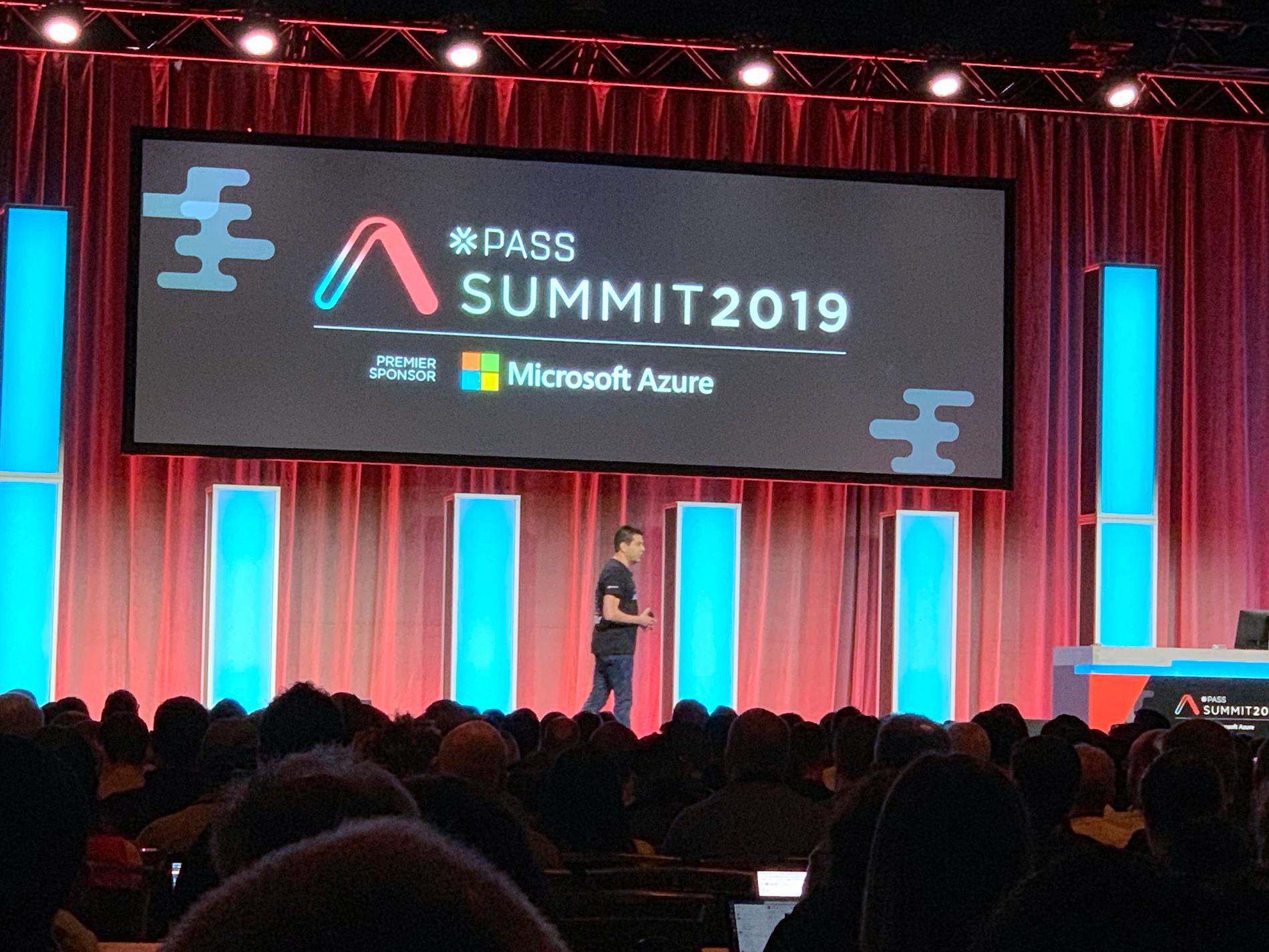 SQL server 2019 presenterades på PASS Summit 2019 – CloudPros Jan Lundström fanns på plats.