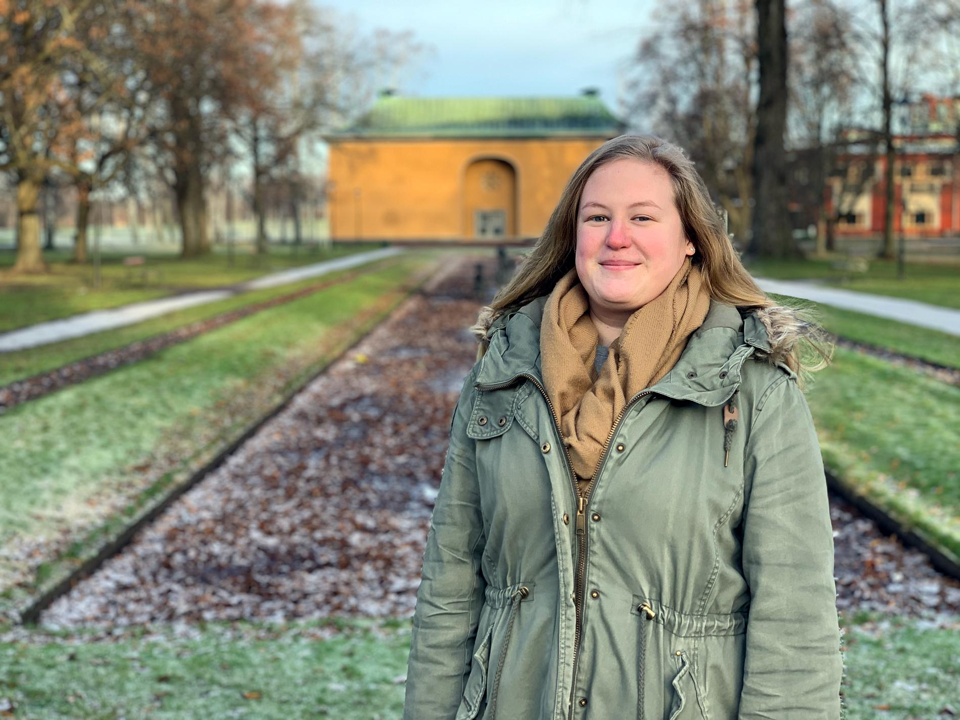Maja Tindermyr Haglin förstärker CloudPro för att jobba med extern IT-support.