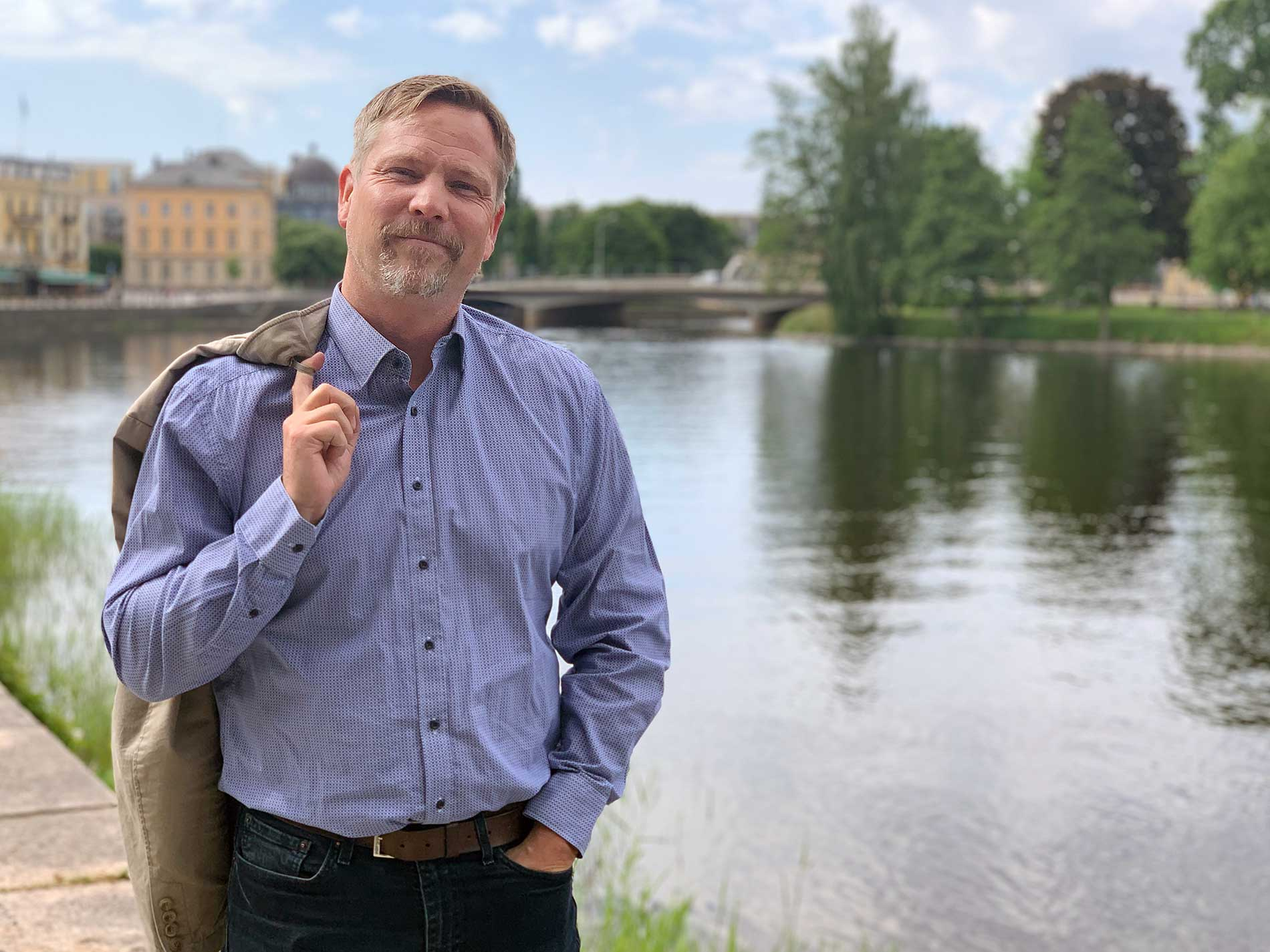 Magnus Eriksson – CloudPro IT support i Karlstad