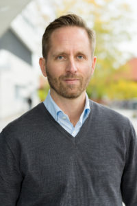 Per Appelgren, CTO hos SwedeTime