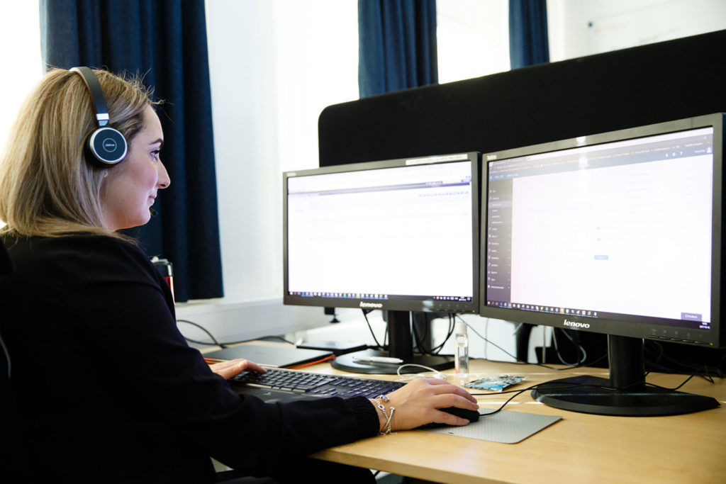 Med IT-avdelning som tjänst skapar du en bekymmersfri vardag anpassad efter verksamheten.